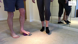 Releasing and Mobilising the Feet