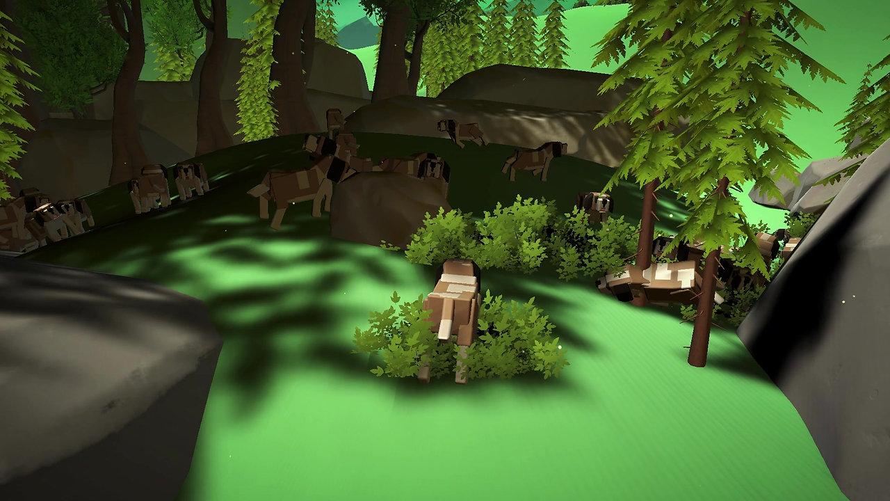Dog Forest