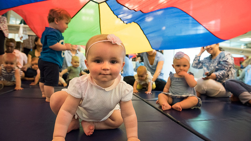 Baby & Toddler - Music & Movement