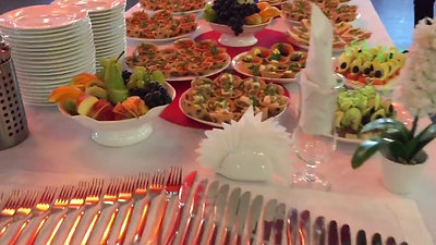 Фуршет в ресторане Буян-Бадыргы