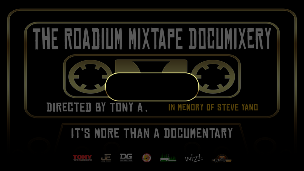 THE ROADIUM MIXTAPE DOCUMIXERY