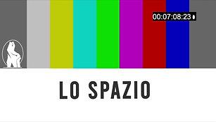 Presente Sospeso - Spazio