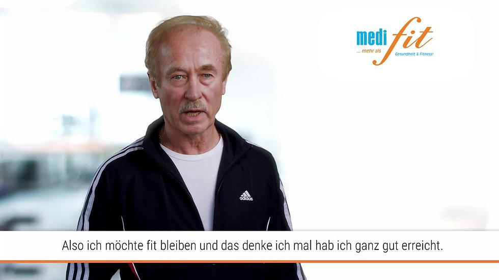 Fit für die Enkel - Klaus