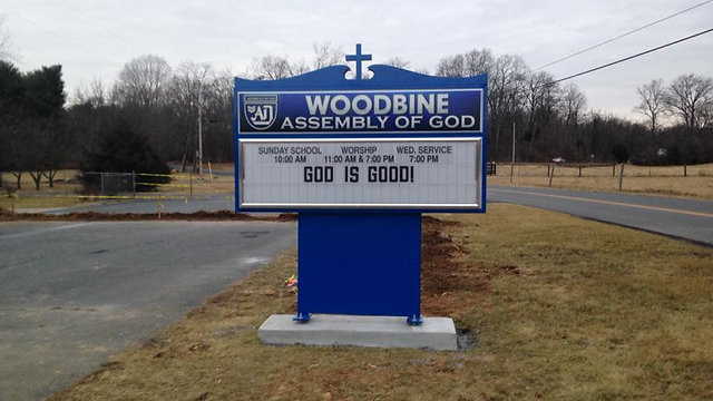 Woodbine Assembly of God