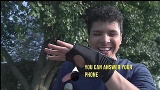 Yellabees Mobile Pocket Glove