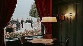 Albanian Bride from U.K. married at Villa d'Este Lake Como Wedding - Italy