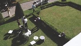 Arabian Bride married at Villa Pizzo Lake Como - italy
