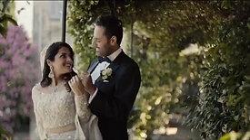 From Emirati Arabi to Villa Regina Teodolinda - Lake Como Wedding