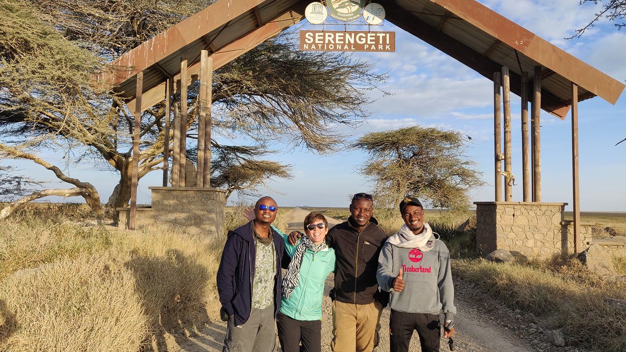 Ngorongoro-Serengeti Internship
