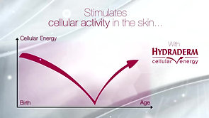 1 HYDRADERM CELLULAIRE ENERGY