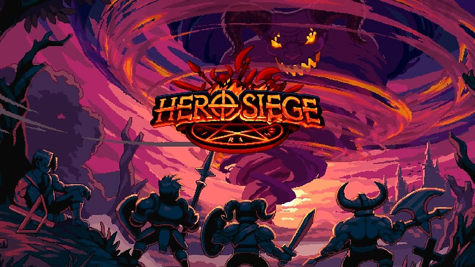 Hero Siege - Panic Art Studios