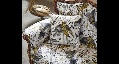 Fabrics & Wallpapers           Animalia Collection