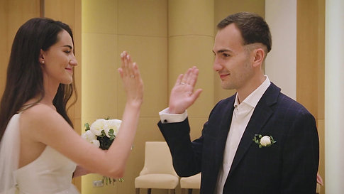 Свадебное. Венчание
