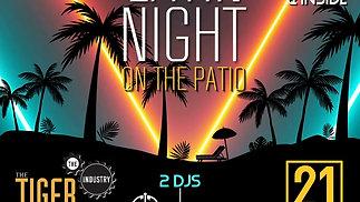 Latin Night on the Patio | Rumba - Salsa Life and Latin Nights w:music