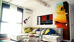 Trestepintan   Mural para salon con tema de escalada