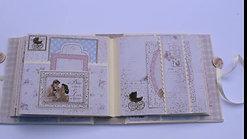 Vintage Baby Book Slideshow