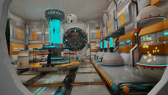 《太空实验站》陆雨辰