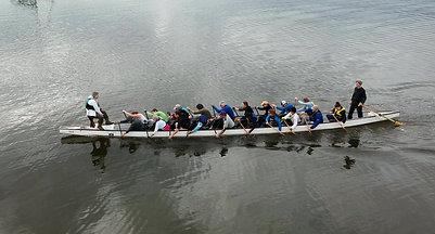 Charleston Paddle Club Practice