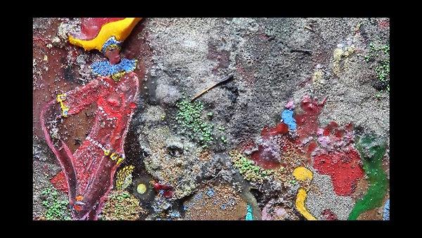 opere pittoriche, video e musicali di Roberto Venturini