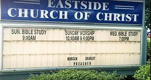 How to Destroy a Church