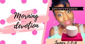perseverance devotion