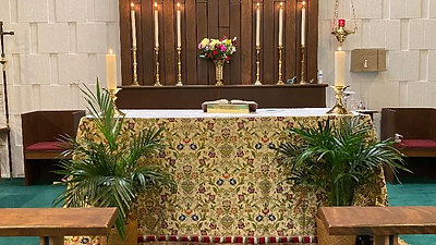 St. George's Episcopal Church 4 July 2021