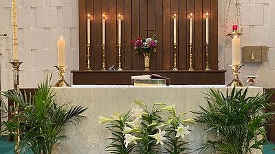 St. George's Episcopal Church 25 April 2021