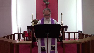 Sermon for March 22