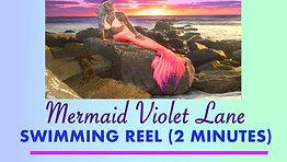 Mermaid Swimming Reel