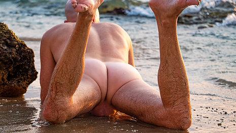 Naked @ the Beach
