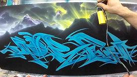 Graffiti Spring 2018 / Luke Hunter Live