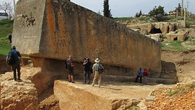 Baalbek Lebanon - Megalithic Enigmas  - by Brien Foerster