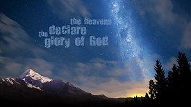The Glory Of God