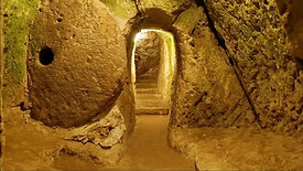 Incredible Ancient Underground Cities - Lost Ancient Civilizations