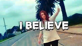 EMILY B - I BELIEVE - Official Vizual - EMILY B