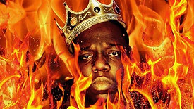 """Biggie """"When I die I want to go to hell"""" 
