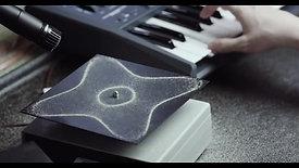 Cymatics Chladni Plate - Sound, Vibration and Sand