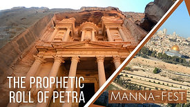 Petra, Jordan - The Prophetic Role of Petra  - by Perry Stone