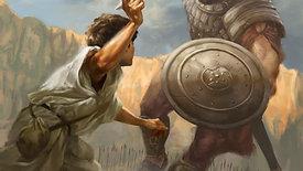 Think David Beat Goliath Uh YEAHHH !!! Round 2 EVEN WORSE!!