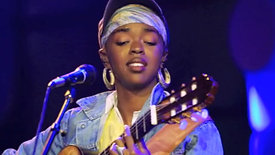 Lauryn Hill - I get out - MTV Unplugged