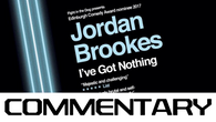 Jordan Brookes - I've Got Nothing (commentary)