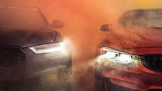 Project #Stranger Things - Audi RS6 vs. BMW M4