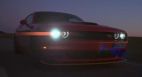 Dodge Challenger R/T Widebody