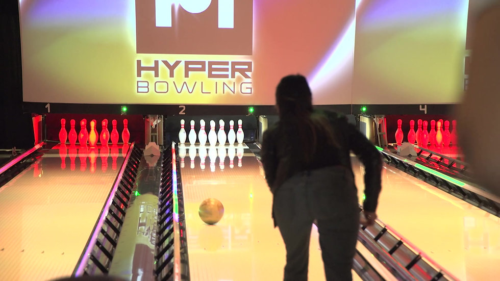 HyperBowling Intro
