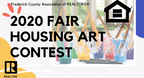 2020 Fair Housing Art Contest