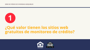 ¿Qué valor tienen los sitios web gratuitos de monitoreo de crédito?