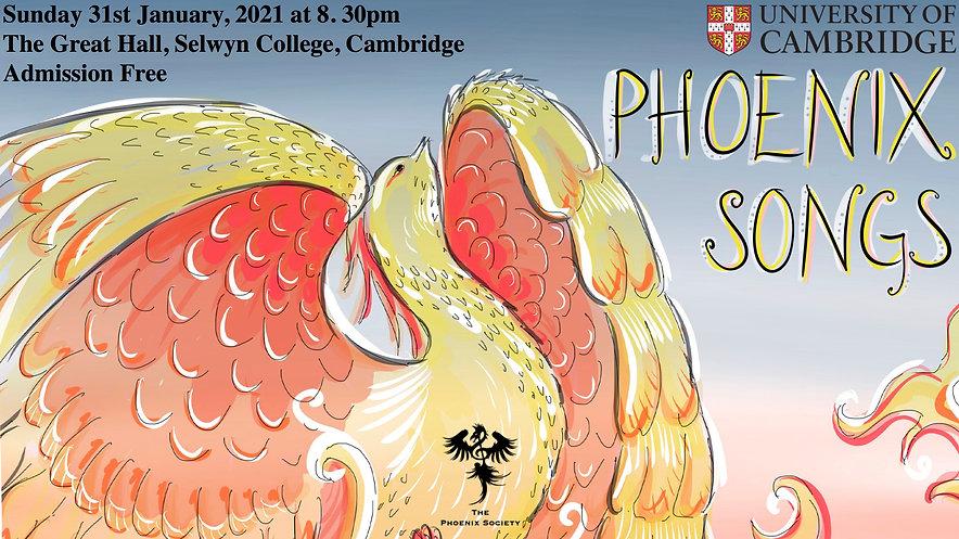 Phoenix Songs Concert