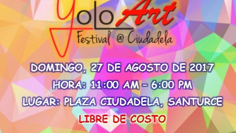 Yolo Art Fest