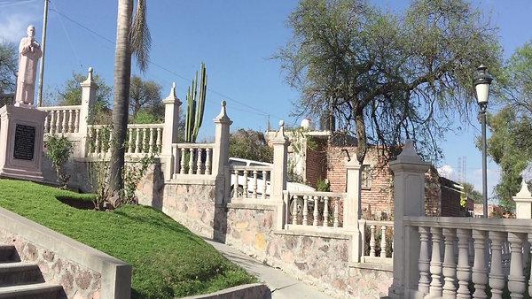 Casa del Padre Santo Toribio Romo - The House of Saint Padre Toribio Romo
