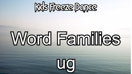 Word Families | ug